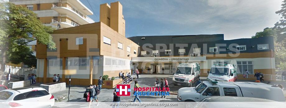 Guardia - Urgencias Hospital General de Agudos Donación F. Santojanni Ciudad Autónoma de Buenos Aires