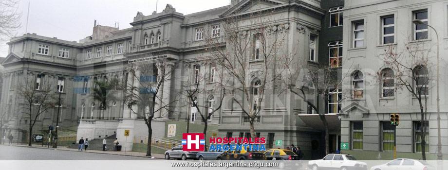 Hospital Pedro de Elizalde Ciudad Autónoma de Buenos Aires