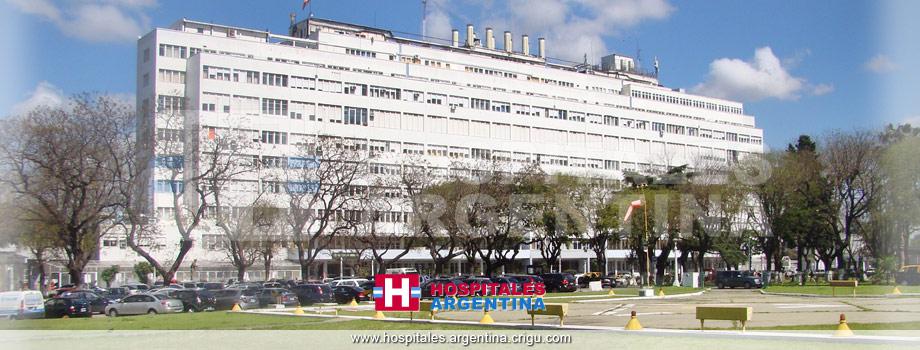 Hospital Churruca - Visca Complejo Médico de la Policía Federal Argentina