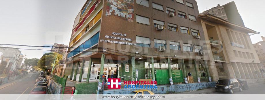 Hospital de Odontología infantil Don Benito Quinquela Martín CABA Buenos Aires