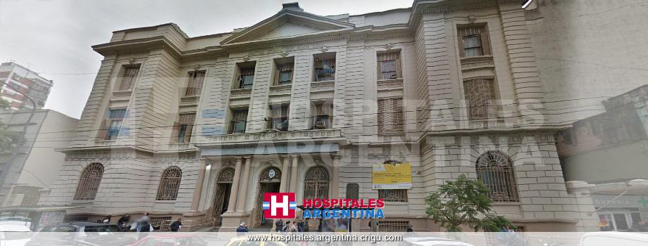 Hospital de Oftalmología Santa Lucia CABA Buenos Aires