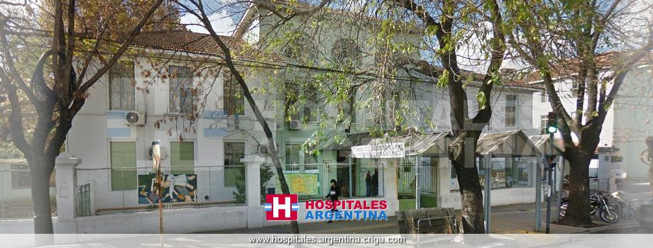 Hospital de Rehabilitación Manuel Rocca Ciudad Autónoma de Buenos Aires