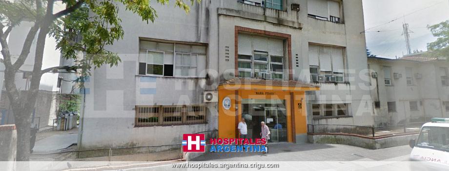 Hospital María Ferrer CABA Buenos Aires