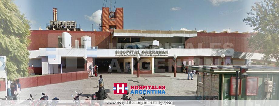 Hospital Garrahan Ciudad Autónoma de Buenos Aires