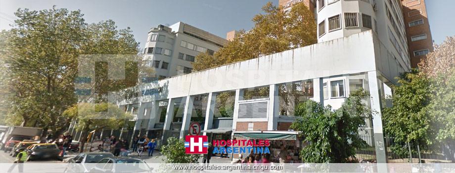 Hospital General de Agudos Dr. C. Argerich Ciudad Autónoma de Buenos Aires