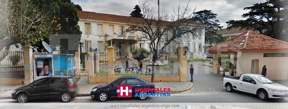 Hospital General de Agudos Dr. E. Tornú Ciudad Autónoma de Buenos Aires