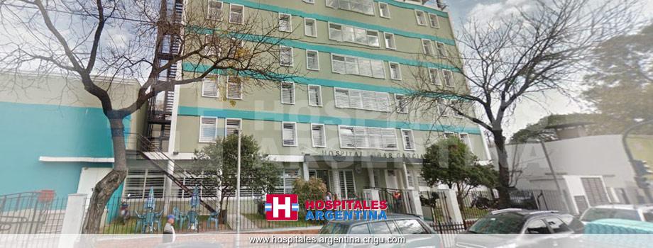 Hospital Tobar García Ciudad Autónoma de Buenos Aires