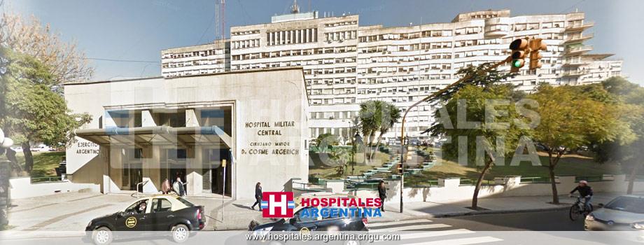 Hospital Militar Cosme Argerich Ciudad Autónoma de Buenos Aires