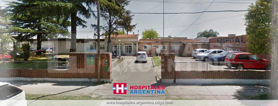 Hospital Samco Dr. Barrionuevo Capitán Bermúdez Santa Fe