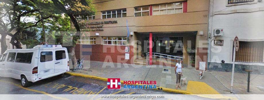 Hospital J. Ubaldo Carrera Olivos Vicente López