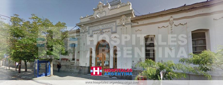 Hospital Municipal Dr. Leónidas Lucero Bahía Blanca