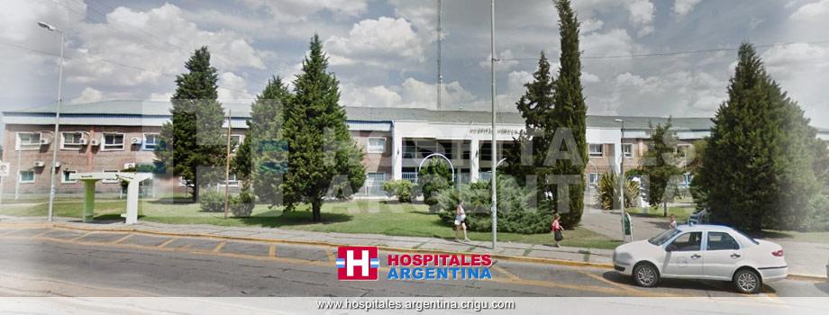 Hospital Héroes de Malvinas Merlo Buenos Aires
