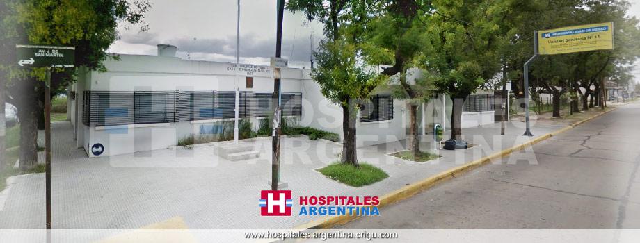 Unidad Sanitaria 11 Merlo Buenos Aires