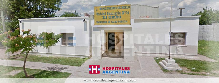 Unidad Sanitaria 14 El Ombú Pontevedra Merlo Buenos Aires