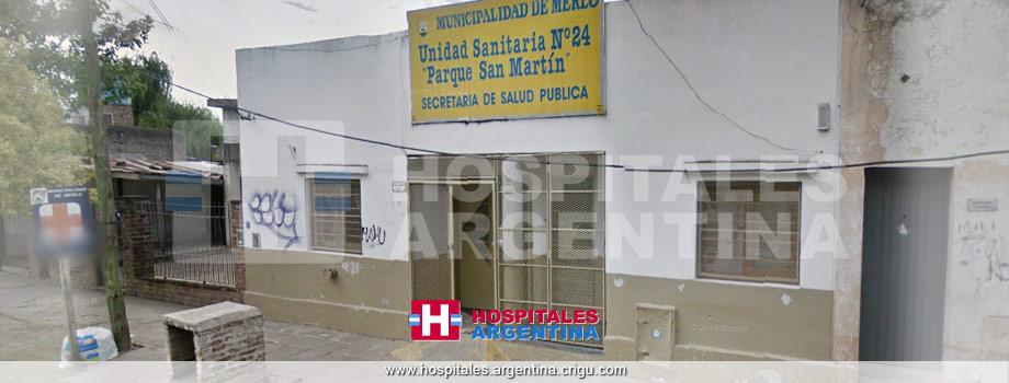 Unidad Sanitaria 24 Ampliación Merlo Buenos Aires