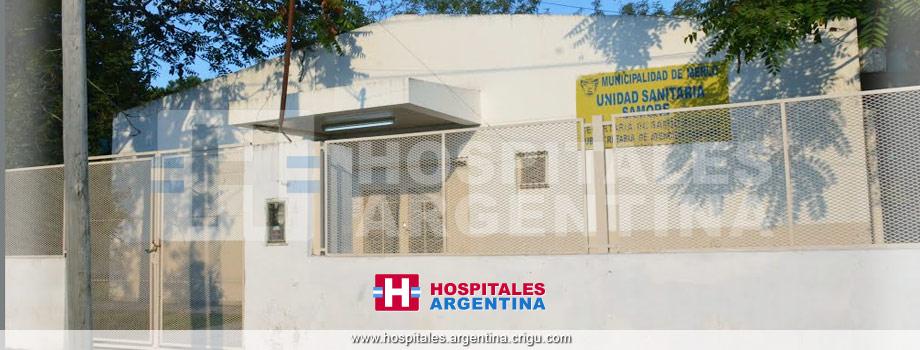 Unidad Sanitaria Samoré Merlo Buenos Aires