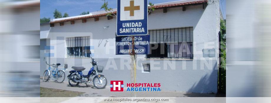 Unidad Sanitaria Harding Green Bahía Blanca