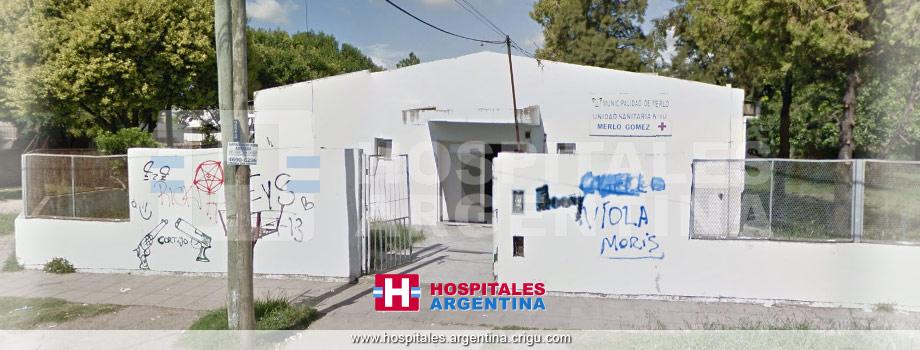 Unidad Sanitaria Merlo Gómez Merlo Buenos Aires