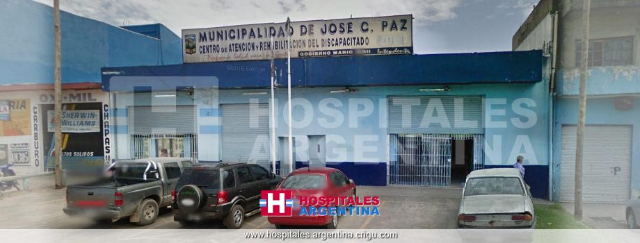 Centro de Discapacidad José C. Paz Buenos Aires