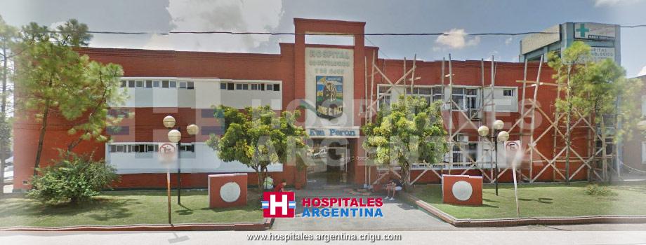 Hospital Eva Perón José C. Paz Buenos Aires