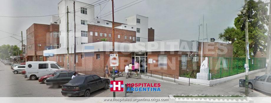 Hospital Dr. Alende Lomas de Zamora Buenos Aires