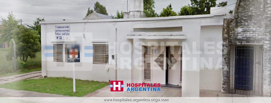 Unidad Sanitaria 32 La Castellana Mariano Acosta Merlo Buenos Aires