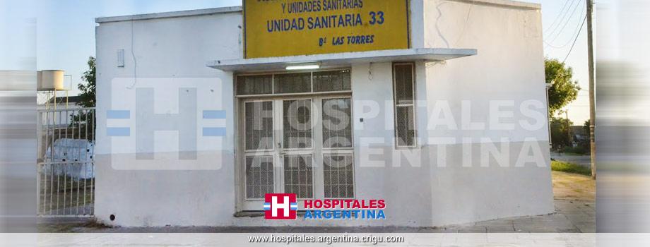 Unidad Sanitaria 33 Las Torres Merlo