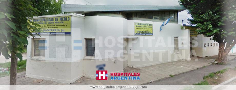 Unidad Sanitaria 34 Merlo Buenos Aires