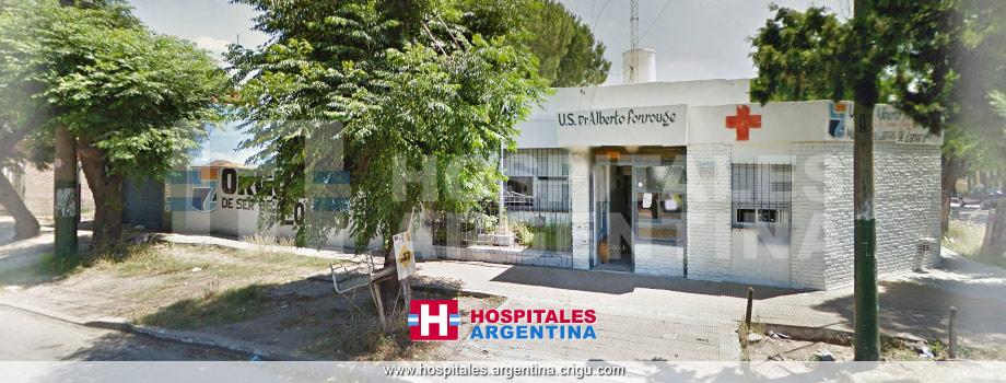 Unidad Sanitaria Fonrouge Villa Centenario Lomas de Zamora