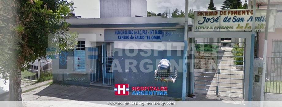 Unidad Sanitaria El Ombú José C. Paz Buenos Aires