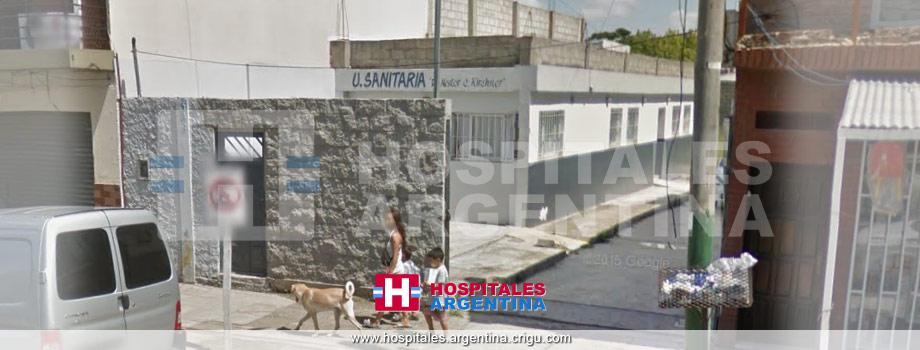 Unidad Sanitaria Néstor Kirchner Lomas de Zamora Buenos Aires