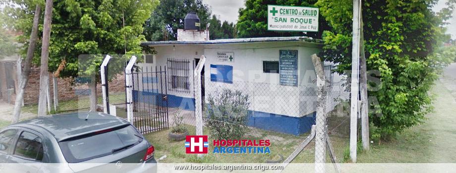 Unidad Sanitaria San Roque José C. Paz Buenos Aires