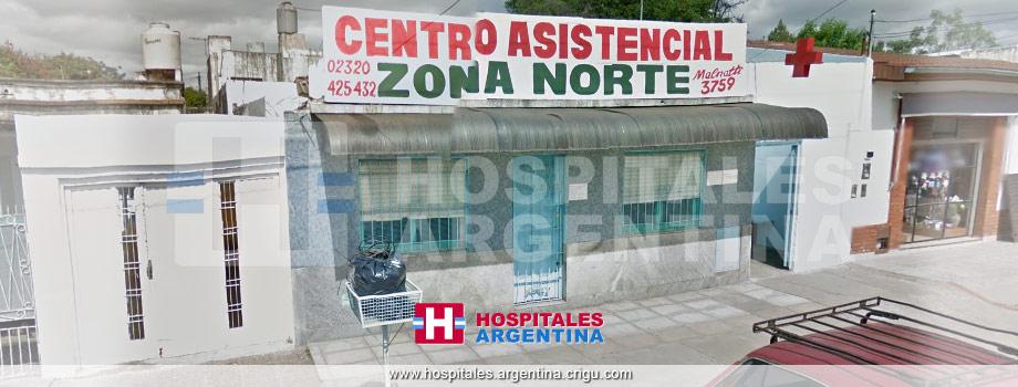 Unidad Sanitaria Zona Norte José C. Paz Buenos Aires
