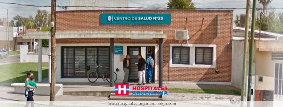 Centro de Salud 25 Ringuelet La Plata Buenos Aires