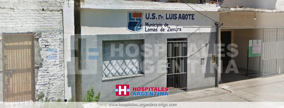 Unidad Sanitaria Dr. Luis Agote Lomas de Zamora
