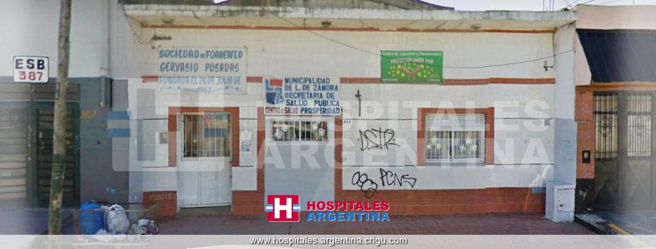 Unidad Sanitaria Prosperidad Llavallol Lomas de Zamora