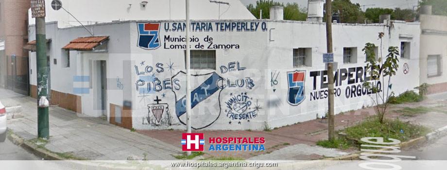 Unidad Sanitaria Temperley Oeste Lomas de Zamora Buenos Aires