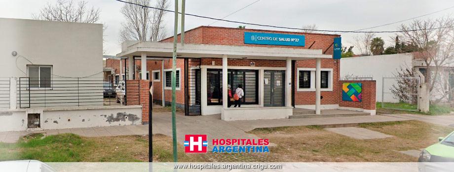 Centro de Salud 27 Tolosa La Plata Buenos Aires.