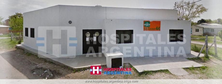 Centro de Salud 44 Los Hornos La Plata Buenos Aires