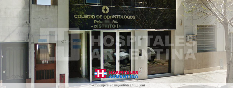 Colegio de Odontólogos La Plata Buenos Aires