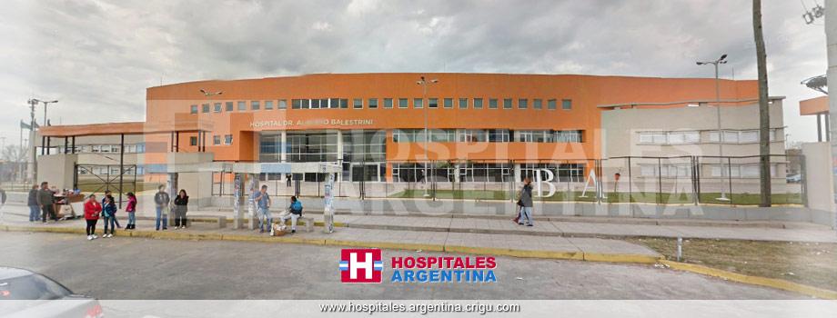 Hospital Dr. Alberto Balestrini Ciudad Evita