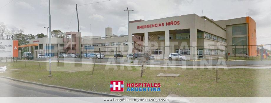 Hospital Dr. Alberto Balestrini EMERGENCIAS Ciudad Evita
