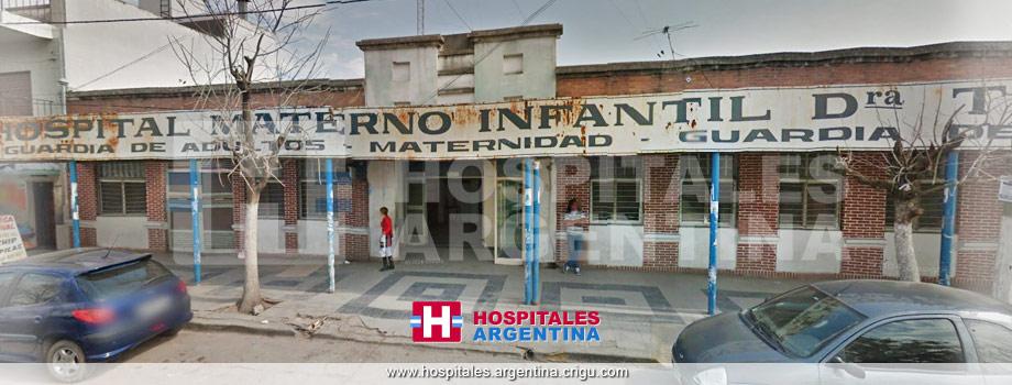 Hospital Teresa Germani La Matanza Buenos Aires - Edificio viejo