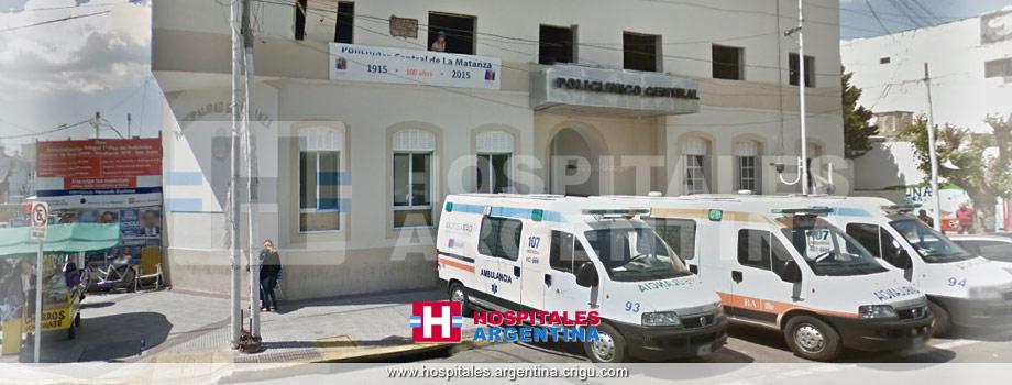 Policlínico Central San Justo La Matanza Buenos Aires