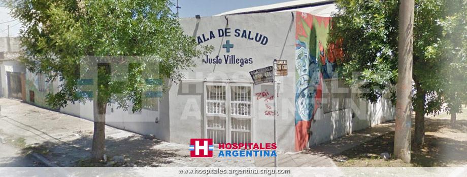 Unidad de Salud Justo Villegas San Justo La Matanza Buenos Aires