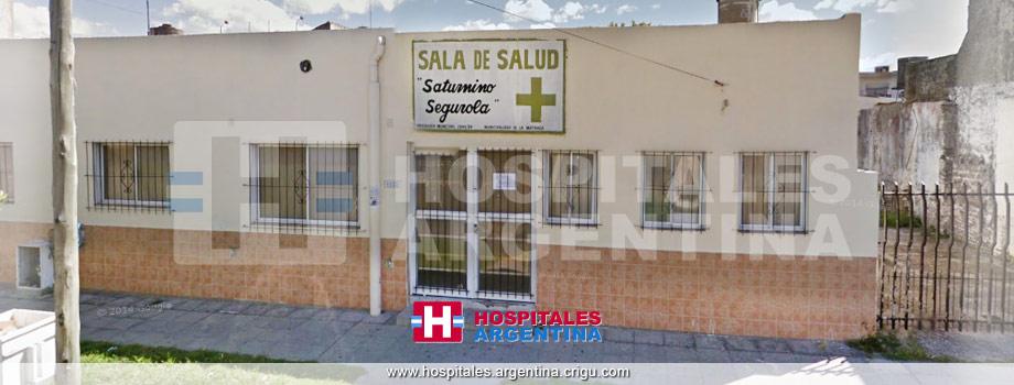 Unidad Sanitaria Saturnino Segurola La Tablada Buenos Aires