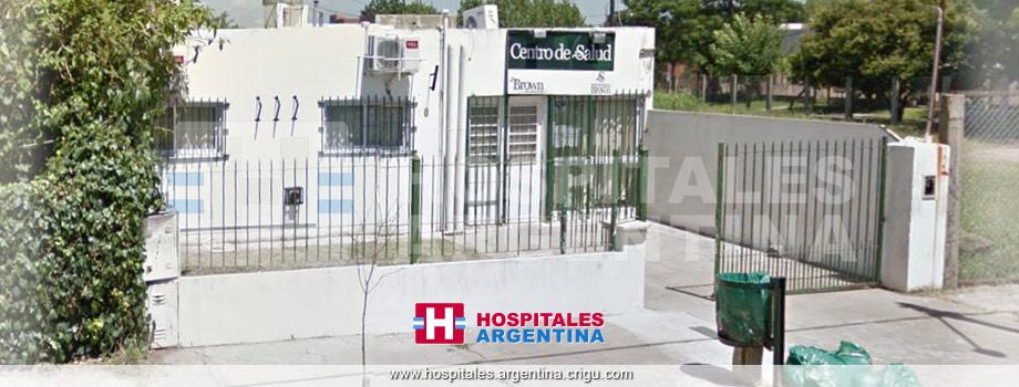 Centro de Salud 8 El Encuentro Malvinas Argentinas