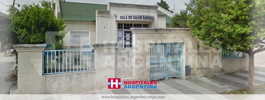 Sala de Salud Santos Vega San Justo La Matanza Buenos Aires.