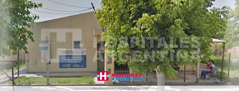 Unidad de Salud Los Ceibos González Catán La Matanza Buenos Aires