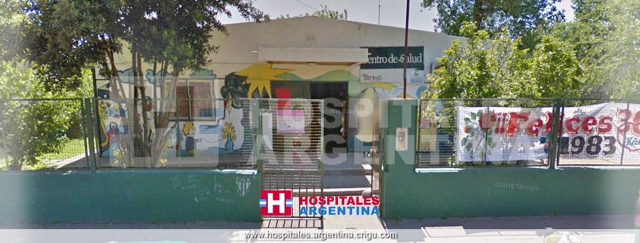 Centro de Salud Glew 1 Almirante Brown Buenos Aires